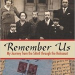 Berman Editorial: Image of memoir I proofread--Remember Us: My Journey from the Shtetl through the Holocaust, by Martin Small and Vic Shayne