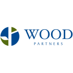 Berman Editorial: Logo of a client, Wood Partners