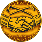 Peace and Friendship logo